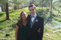 Hudi's prom pics
