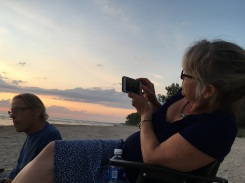 Awesome friends at my favorite beach - Southwick in northern NY. Nothing beats a sunset with great friends.