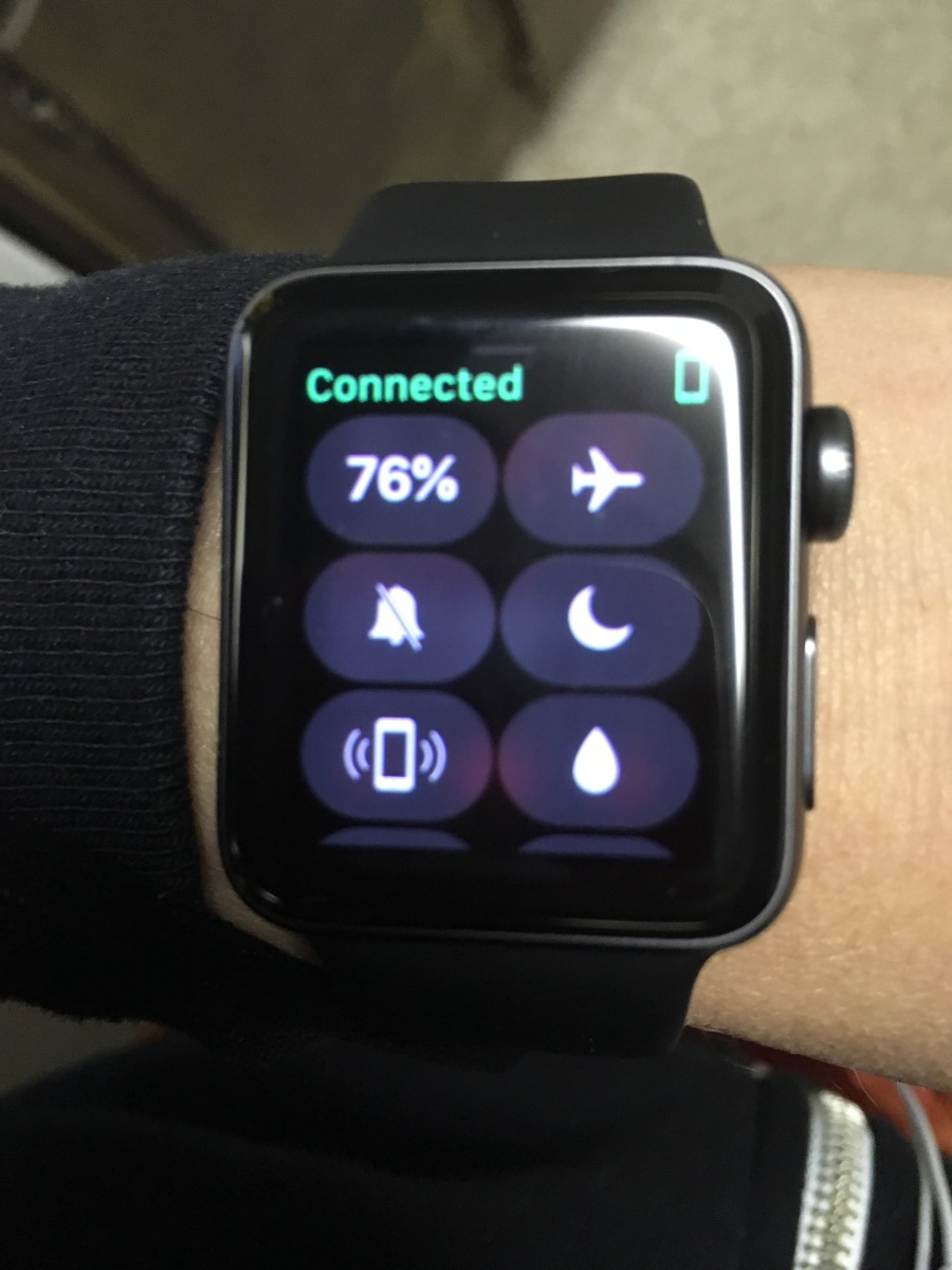Apple Watch Design Flaw