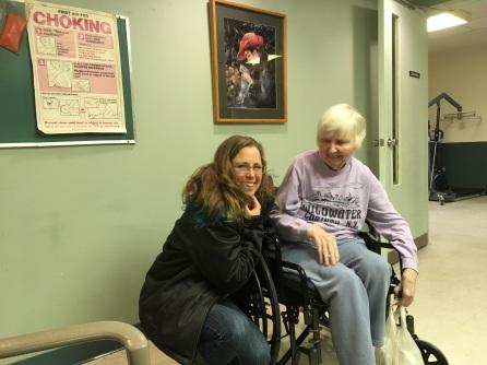 Visiting Grandma in Saratoga Springs, NY